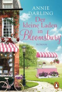 Der kleine Laden in Bloomsbury (von Annie Darling)